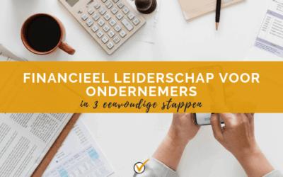 Financieel leiderschap voor ondernemers
