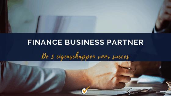 Finance business partner